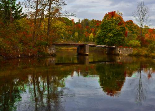 BR Bowman Preserve Bridge